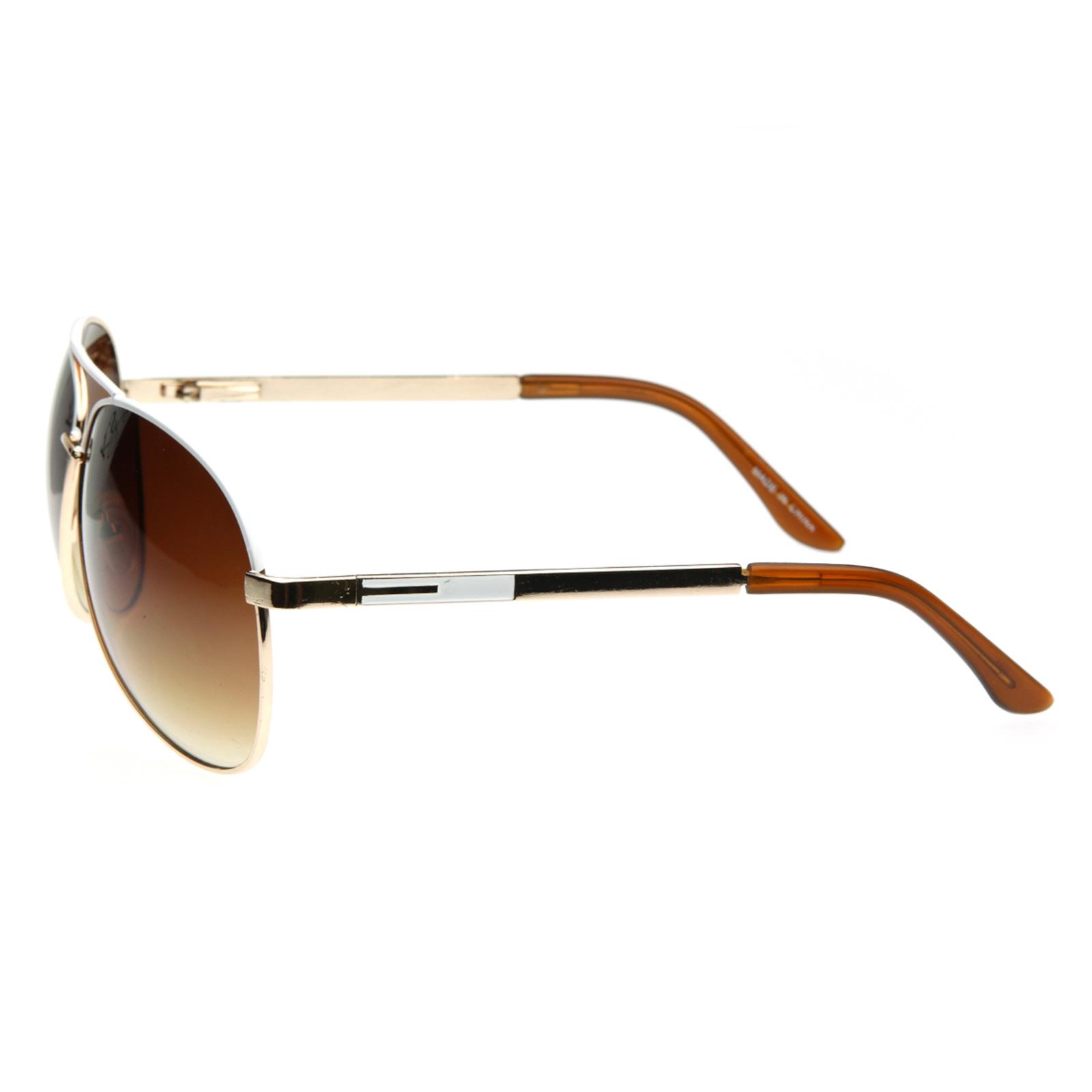 designer aviator sunglasses  designer inspired large