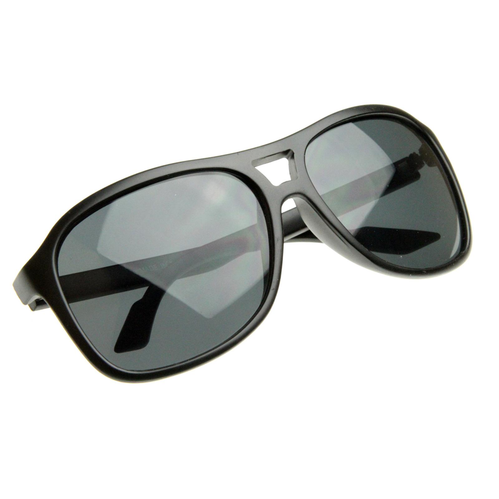 Square Aviator Sunglasses Mens