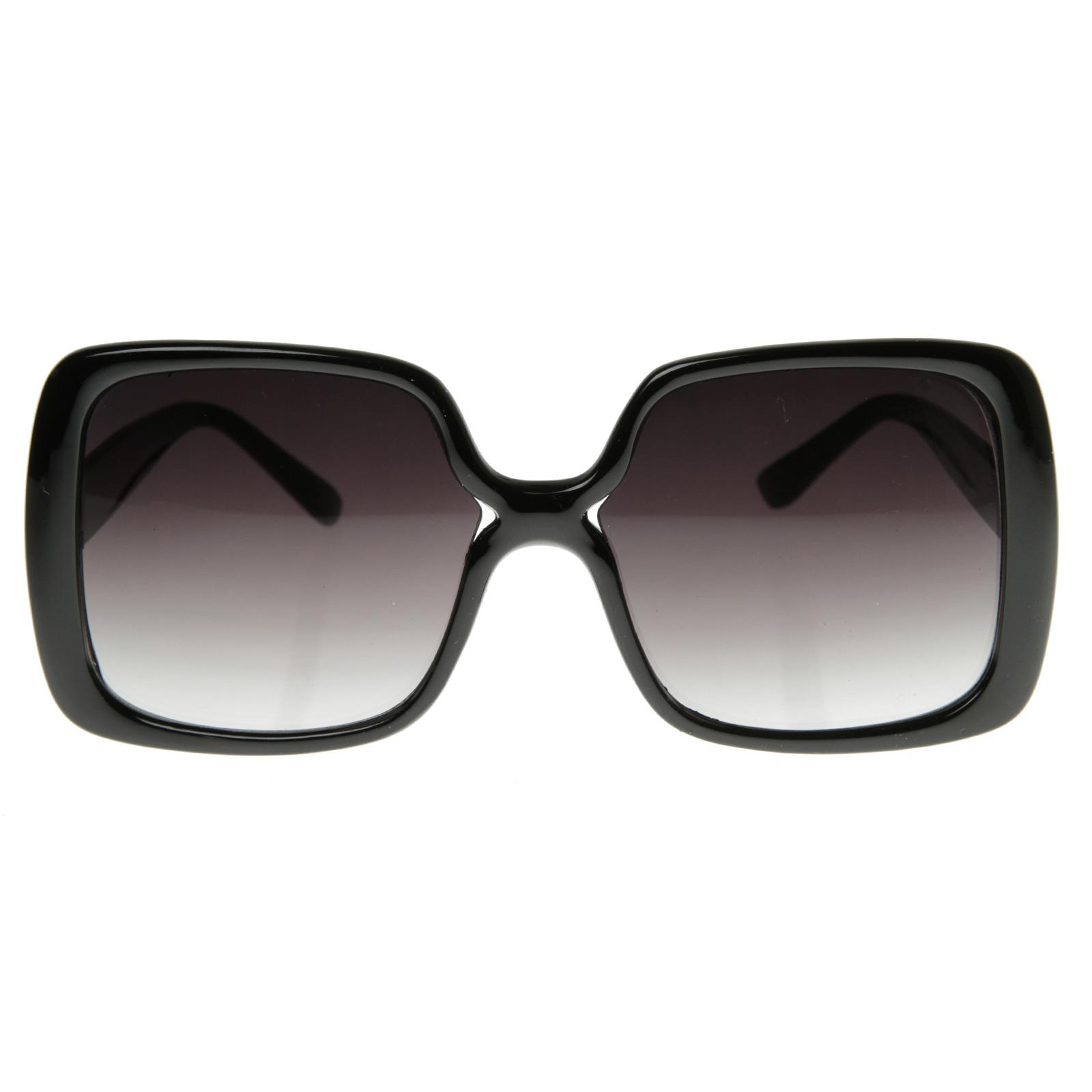 Eyeglass Frames Union Square Nyc : Chic New York Trendy Fashion Womens Oversized Large Bold ...