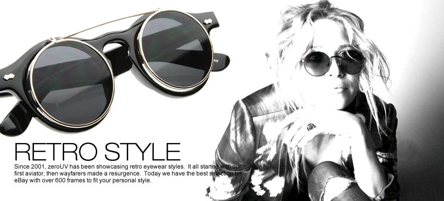 Retro Sunglass Style #2950